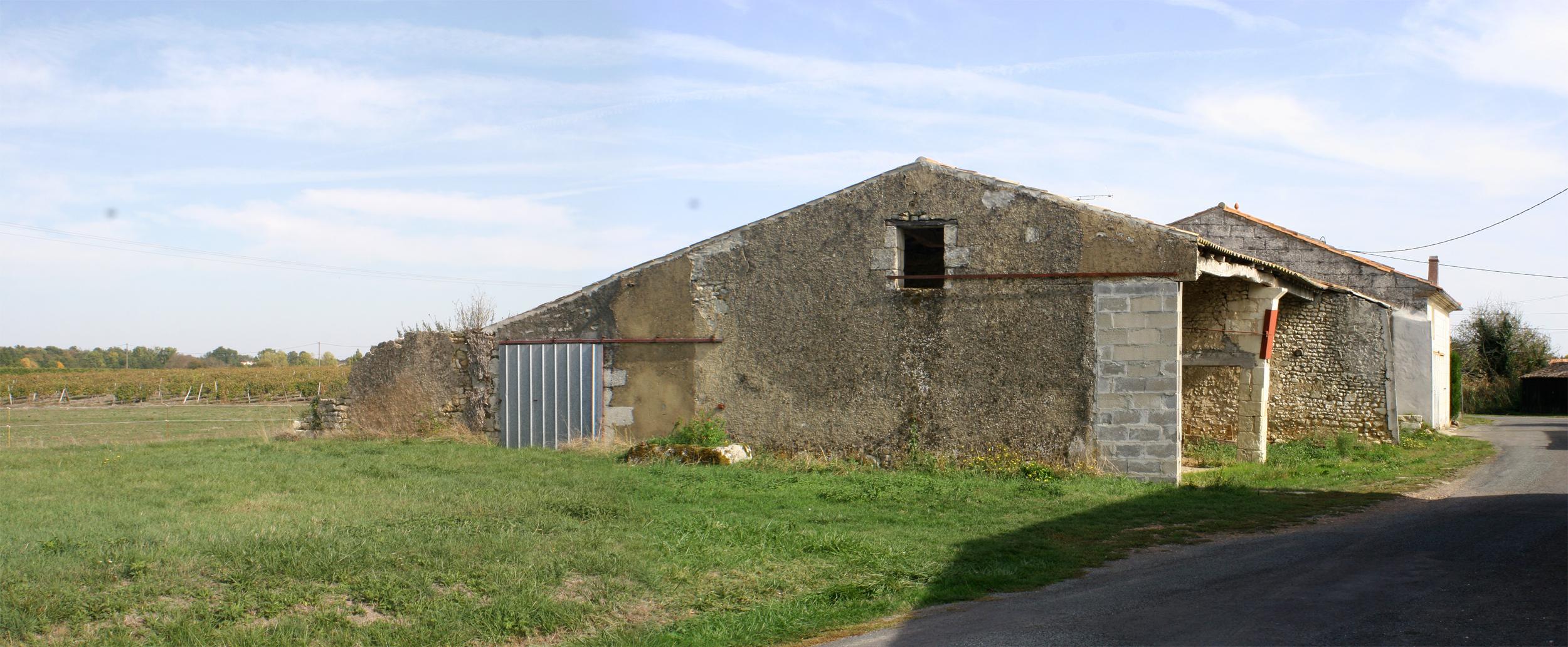 Gontran3d r habilitation d une grange en habitation - Rehabilitation d une grange en habitation ...